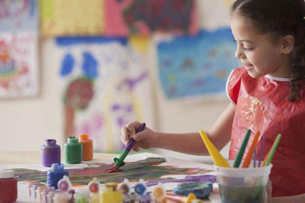 少儿美术教育的功能