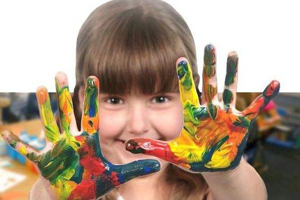 少儿艺术能赋予孩子们更强的自信心。